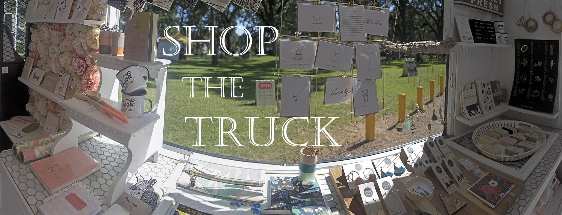 Shop the Bloom Truck